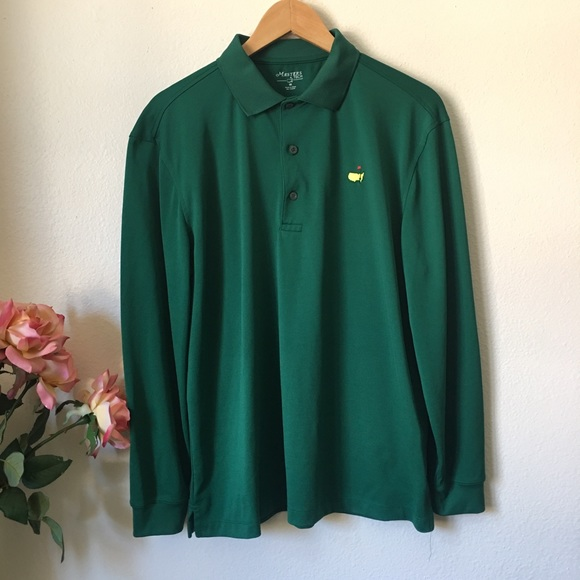 masters Other - Masters Long Sleeve T-shirt Size M